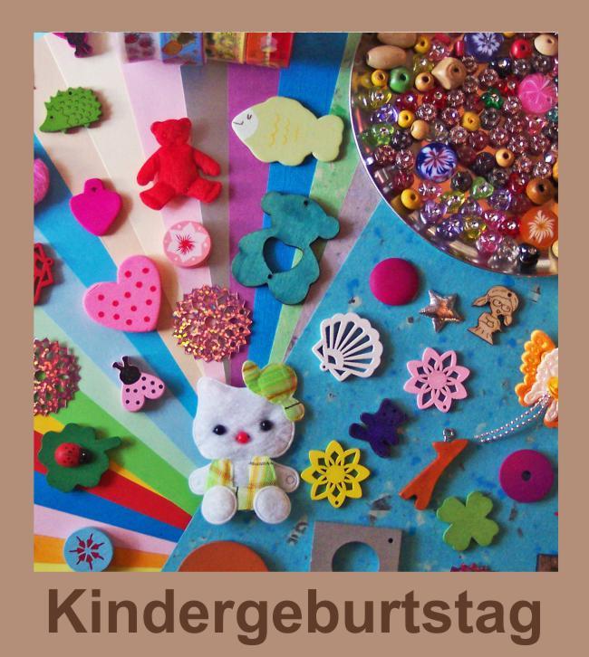 Ideen zum Kindergeburtstag mit Perlen basteln