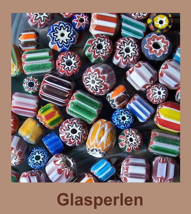 Glasperlen und Lampworkperln kaufen im Perlenshop