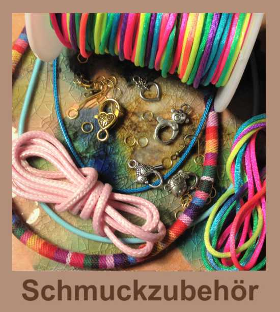 Schmuckzubehör kaufen für Halsketten und Armbänder