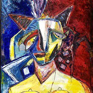 Ölbilder Kunst Ölmalerei