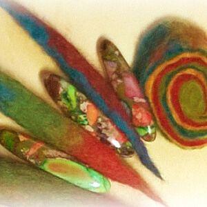 Handmade Ketten und Kunsthandwer kaufen für Weihnachten, Valentinstag, Geburtstag und Ostern