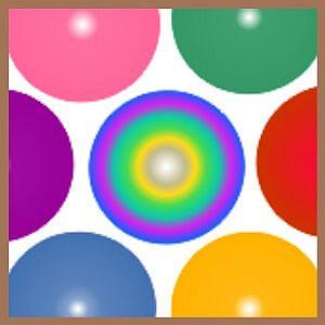 Schmuckperlen vorsortiert in vielen Farben zum Schmuck selber machen