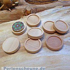 Natur Holz Carbochon