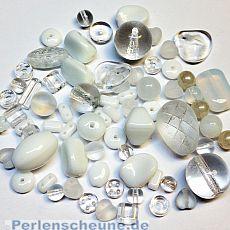 Glasperlenmischung aus Böhmen
