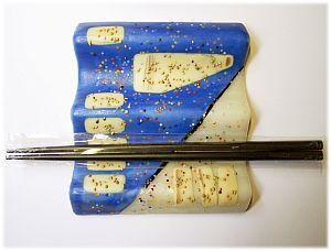 Sushischale für Stäbchen 19 x 12,5 cm