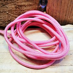 1 m Paracord rosa pink 4 mm